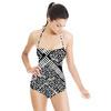618 Ethnic Bold Marks (Swimsuit)