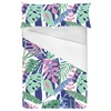 Tropical Colorful Repeat Pattern (Bed)