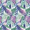 Tropical Colorful Repeat Pattern (Original)