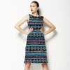 Tribal Geo Stripes (Dress)