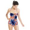 Floral Build Watercolor (Swimsuit)
