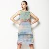 Micro Mosaic and Blurs (Dress)