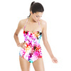 Abstract Animal Skin Pattern in Repeat (Swimsuit)
