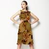 614 Autumn Floral Print (Dress)