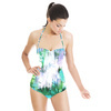 Abstract Flowers (Swimsuit)
