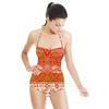 Bandana Red Border (Swimsuit)