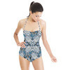 Daisy Blue Paisley (Swimsuit)
