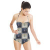 Decorative Mosaic Tile (Swimsuit)