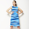 Tiedye Boutique Zigzag Stripe (Dress)