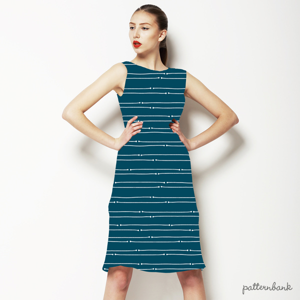 Bobbi 02 - Textured Stripe