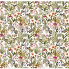 Vintage Tropical Pattern (Original)