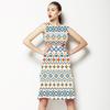 Tribal Pattern in Vector Format (Dress)