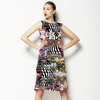Abstract Mix (Dress)