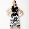 Mono Dahlia (Dress)