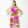 Flower Head Watercolor (Dress)