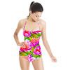 Flower Head Watercolor (Swimsuit)