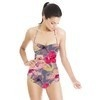 Hand Painted Summer Floral (Swimsuit)