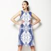 Indigo Line (Dress)