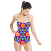 Tile Abstract Color (Swimsuit)