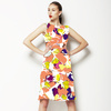 Floral Abstract (Dress)