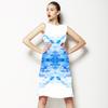 Azulejos and Petals (Dress)