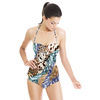 Abstract With Leopard Skins (Swimsuit)