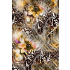 Leopard Skins With Gold Flower (Original)