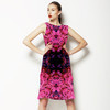 Pink Leaves (Dress)
