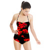 Red Red Roses (Swimsuit)