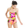 Abstract Tropical Floral (Swimsuit)