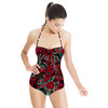 Line of Red Roses No1 (Swimsuit)