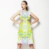 Pastel Leaves (Dress)