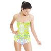 Pastel Leaves (Swimsuit)