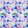 Watercolor Floral Cascade (Original)