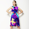 Flowers Silhouette (Dress)