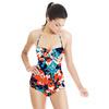 Floral V (Swimsuit)