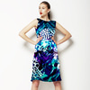 Blue Organic (Dress)