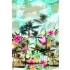 Palm Tree With Flower 1 (Original)