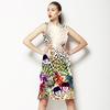 Tropical Flowers (Dress)