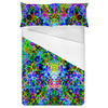 Rainbow Floral Interlace (Bed)