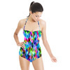 Frond Crosshatch (Swimsuit)