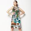 Modern Patchwork Finds (Dress)