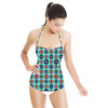 Pyjama Rama Geometric (Swimsuit)