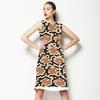 Snake Skin Geometric (Dress)