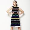 African Geometric Stripe (Dress)
