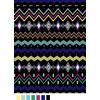 African Geometric Stripe (Original)