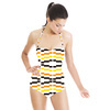 African Doll Geometric1 (Swimsuit)