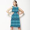 Indigo Tribal (Dress)