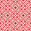 Geometric Print in an Ethnic Style (Original)