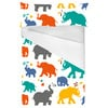 Colorful & Cheerful Elephant Pattern (Bed)